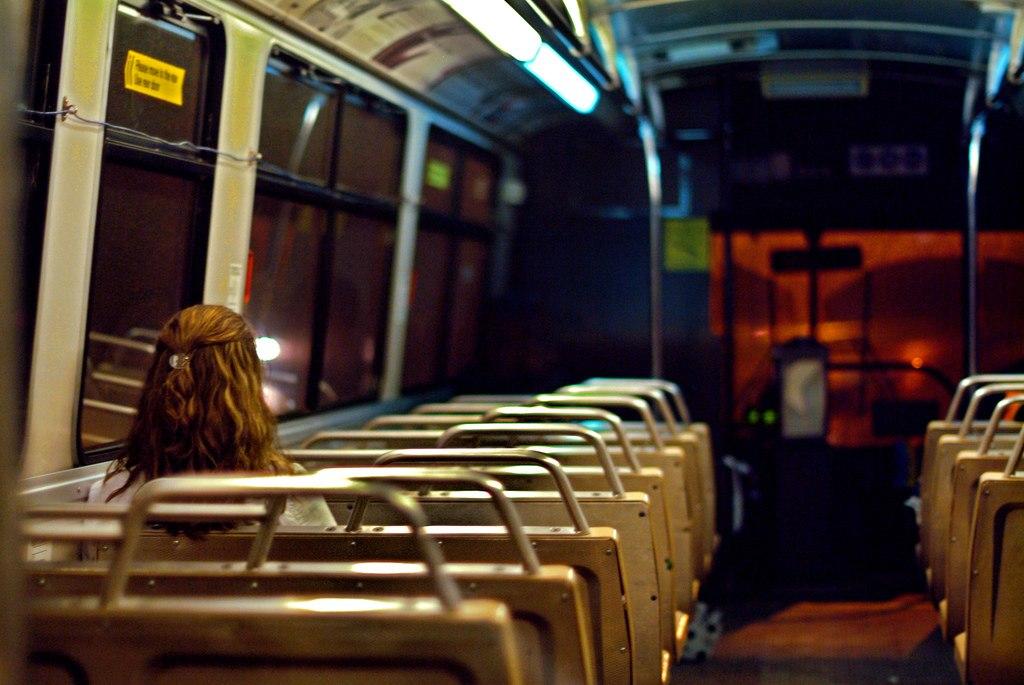 Нічні автобуси у Львові