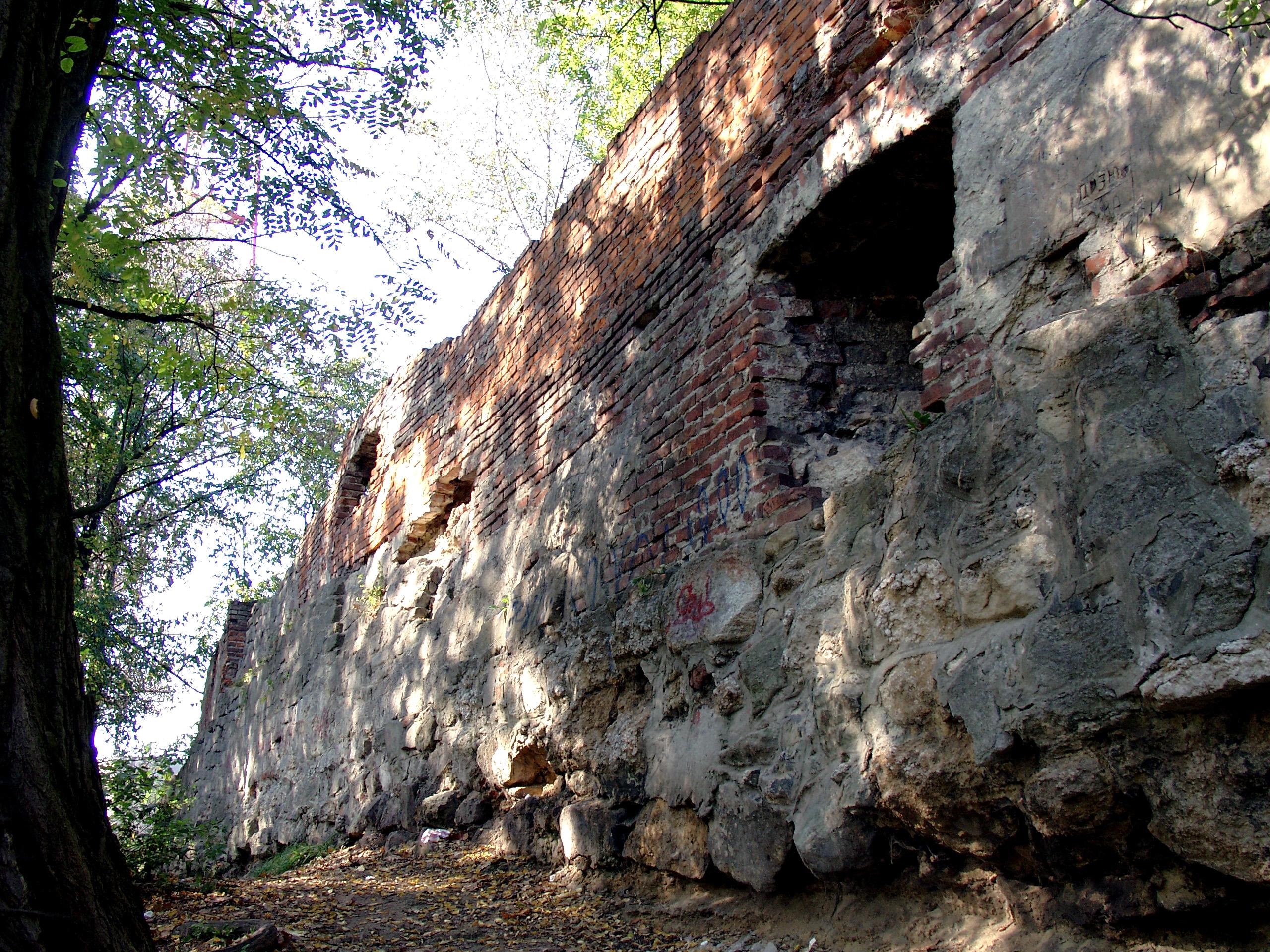 Руїни львівського Високого замку відреставрують
