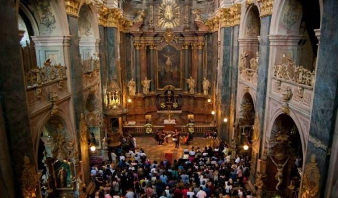 Стартує фестиваль «Музика в старому Львові». Програма, локації, вартість