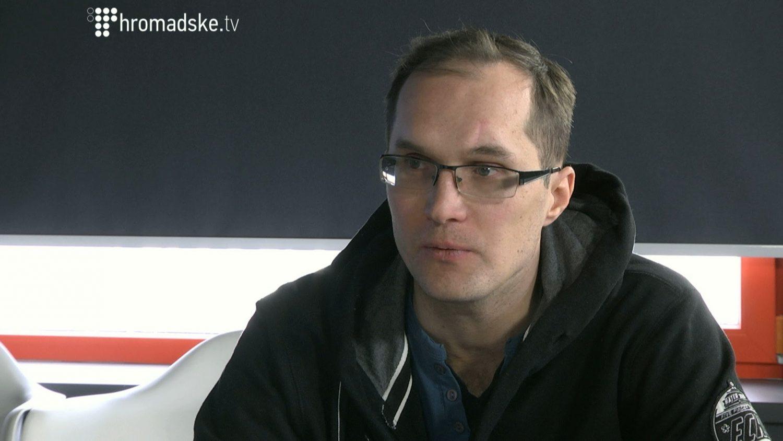 Юрій Бутусов, головний редактор Цензор.нет