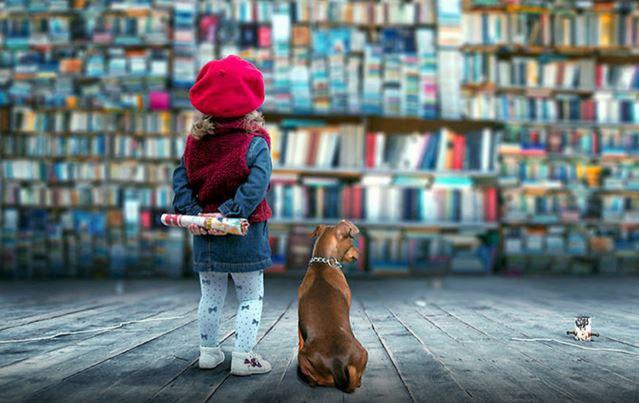дитина книги