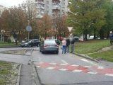 У Львові автомобіль збив жінку з двома дітьми на пішохідному переход