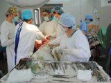 Львівські хірурги видалили жінці пухлину вагою 7 кг