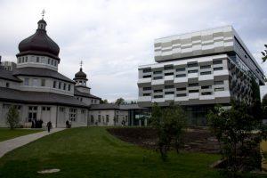 Бібліотека з гідністю У Львові урочисто відкрили Центр Шептицького