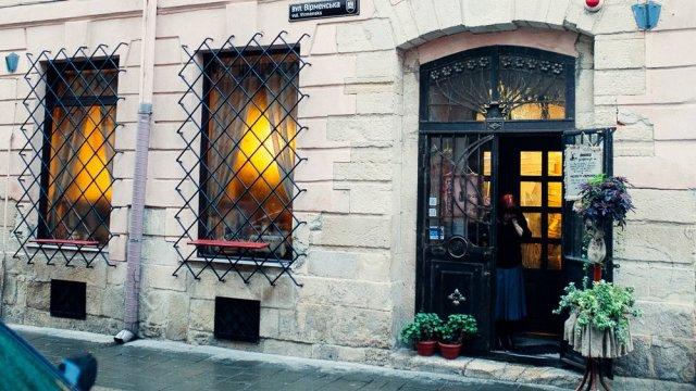 Кав'ярня «Вірменка» вдруге поспіль визнана найкращою у Львові