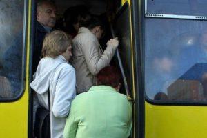 Стратегія і тактика виживання у львівській маршрутці