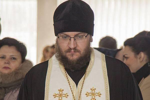 Протоієрей Євген Заплетнюк з Тернополя