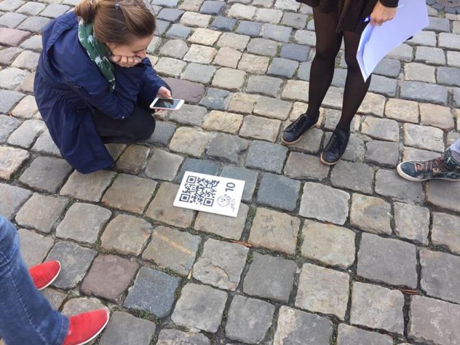 У Львові відкрили розумний екскурсійний маршрут