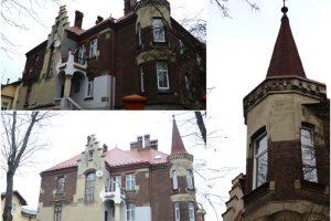 Вісім старовинних вілл з львівських вулиць