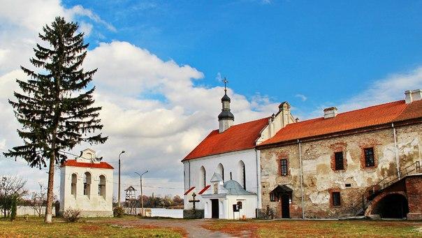 Старокостянтинівський замок