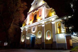 Унікальні домінанти тринітарського храму у Львові (відео)