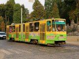 З понеділка у Львові трамвай №7 відновить рух на Погулянку