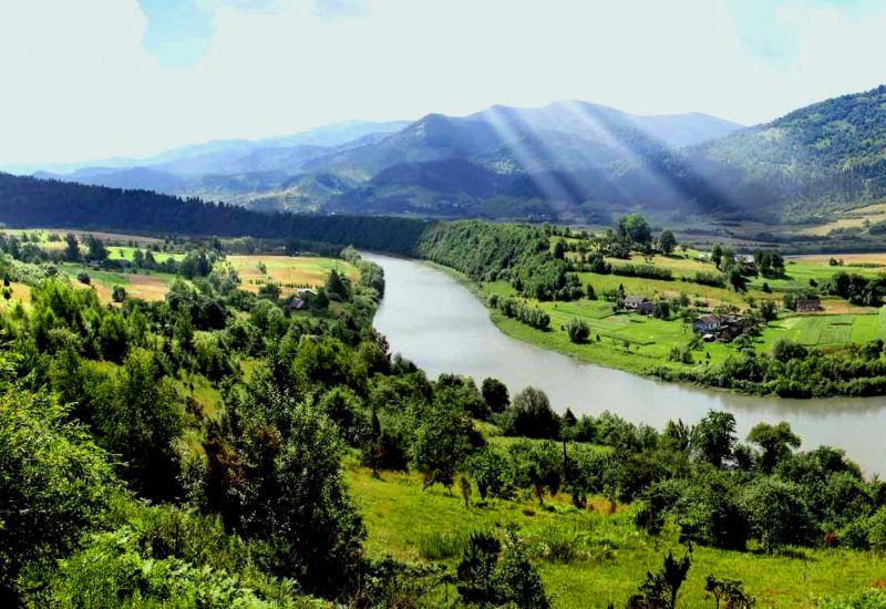 Цілющі води «Української Швейцарії»