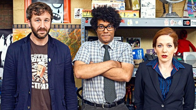 1. Айтішники / The IT Crowd (2006-2013)