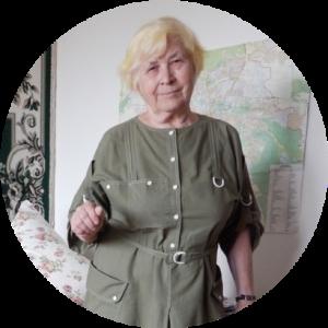 Олена Ртіщева, 80 років: «Я обожнюю Барона Мюнхгаузена за його незламність»