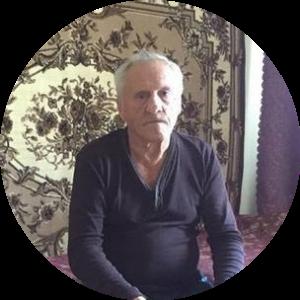 Євген Цибух, 67 років: «Світ врятує любов»
