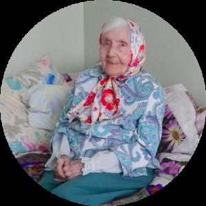 Михайлина Хома, 98 років: «Молодь – це букет різнокольорових квітів»