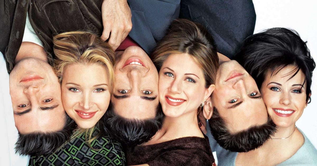 Друзі / Friends (1994-2004)