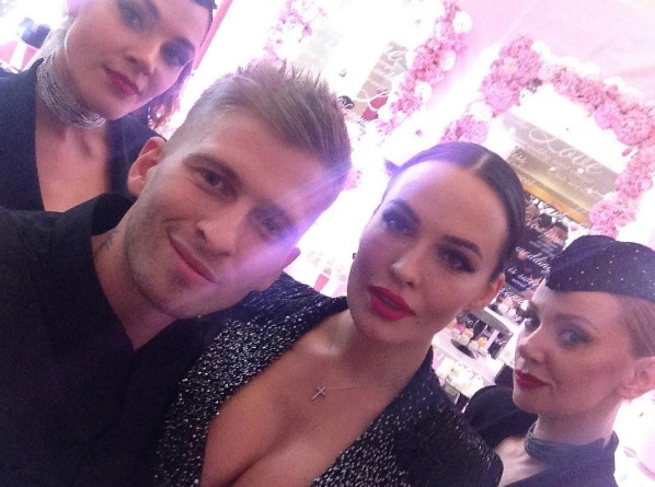 Гостей свята також розважала Даша Астаф'єва (Instagram @staritskij)