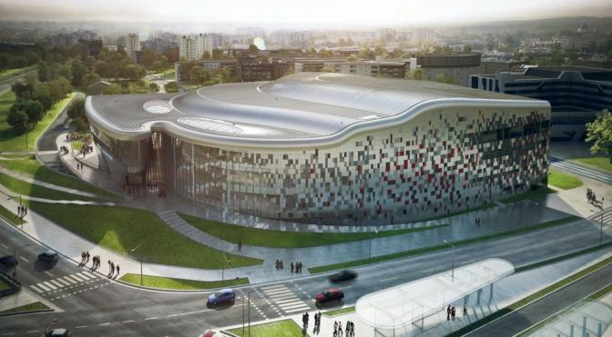 На Стрийській побудують багатофункціональний комплекс