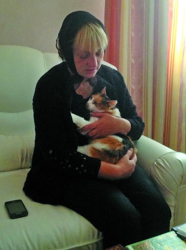 «Мені часом здається, тварини більше розуміють і співчувають, ніж люди», – зітхає пані Марія.