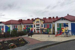 На Львівщині відкрили сучасний дитячий садок (ФОТО)