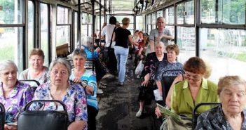 Пенсіонери мають платити 50% від вартості проїзду