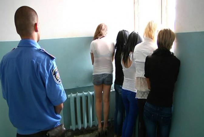 поліція викрила бордель