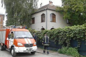 У Львові через пожежу евакуювали 150 людей