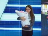 Як зараз живе 12-річна школярка, яка у вересні народила у Львові дитину (ВІДЕО)