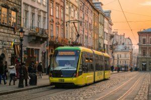 У 2018 році Львів придбає 100 великих автобусів, 50 трамваїв та 40 тролейбусів