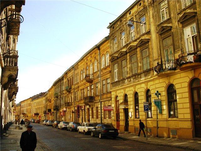 Вулиця Пекарська