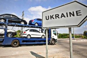 Вільнюс ініціює конфіскацію авто на литовських номерах в Україні