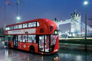 Лондон переводить частину автобусів на біопаливо з кави