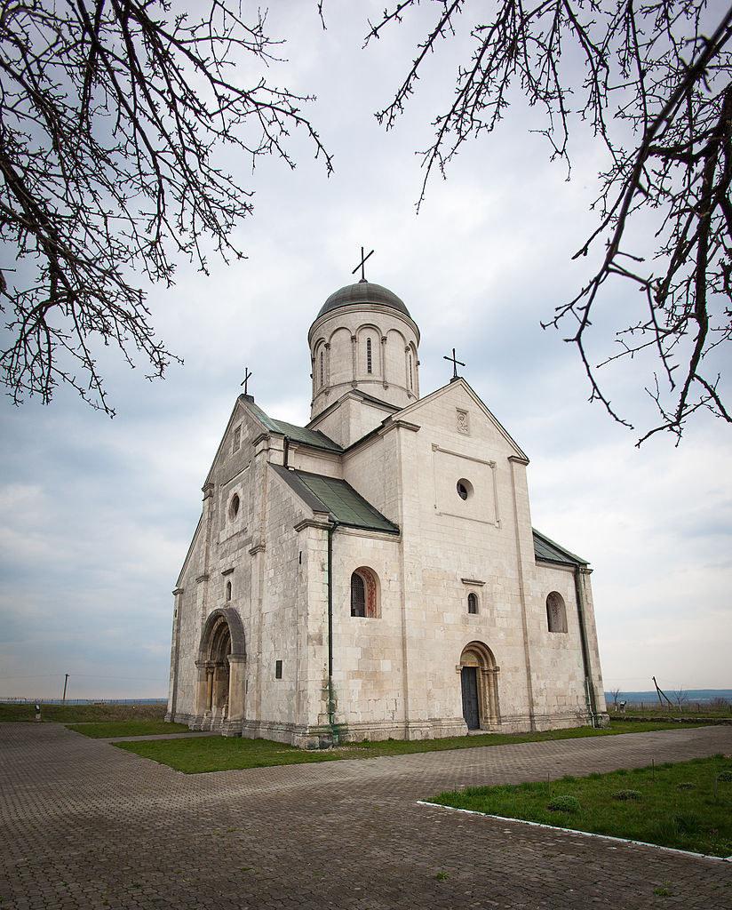 Церква святого Пантелеймона, село Шевченкове, Івано-Франківська область
