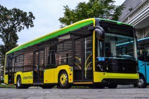 З понеділка у Винники курсуватиме 6 великогабаритних автобусів