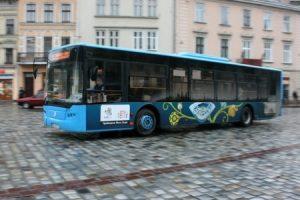 У Львові не розминулися дві маршрутки