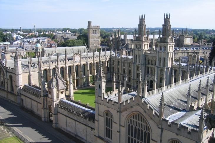 Оксфорд, Оксфордшир, Великобританія
