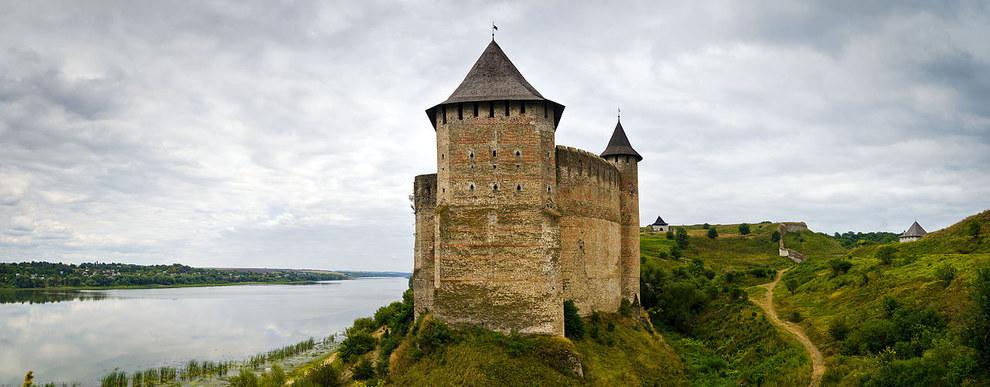 Хотинська фортеця, Чернівецька область