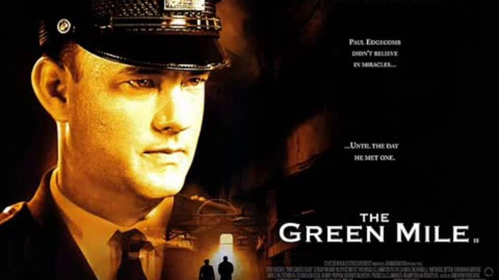 2. Зелена миля (The Green Mile, 2000)