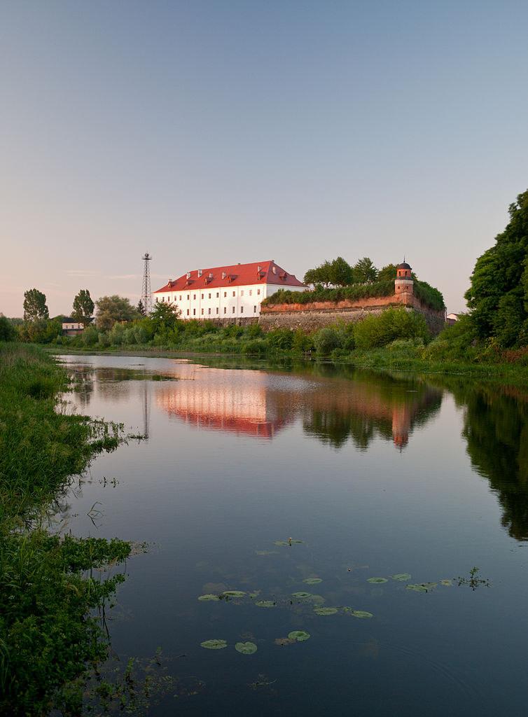 Дубенський замок, Рівненська область