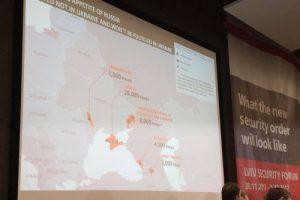 Синютка влаштував скандал на Львівському безпековому форумі (ВІДЕО)
