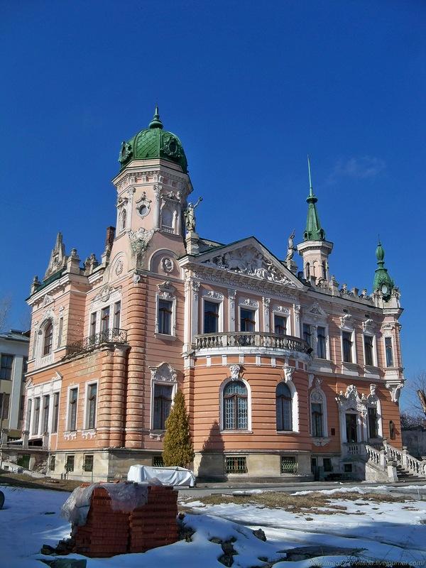 Палац Дуніковського