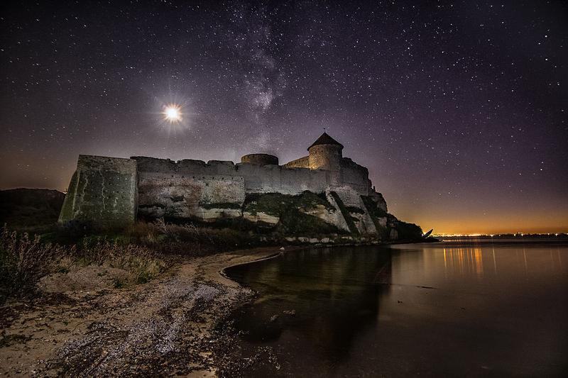 Аккерманська фортеця, Одеська область