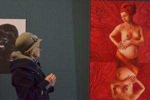 У Львові відкрили виставку 18 польських художників. Фото