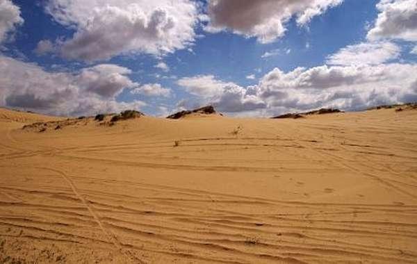 Пустеля Вахіба, Оман