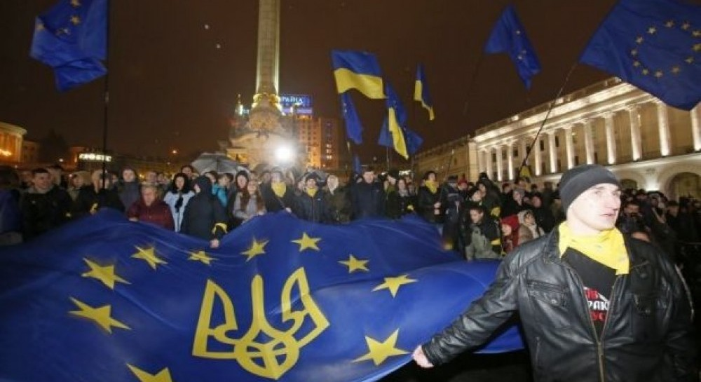 22 листопада, мітинг у Києві