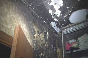 Через пожежу у Львові з будинку евакуювали 15 людей