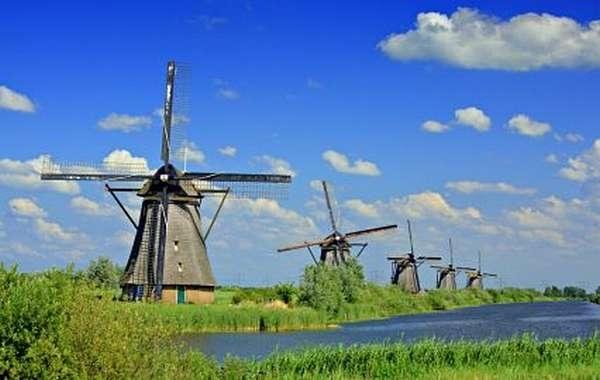 Кіндердейк, Нідерланди