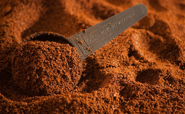 кава кавова гуща